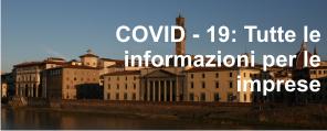 Covid - 19: Tutte le informazioni per le imprese