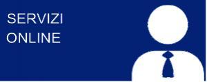 Banner per accedere alla pagina dei servizi online