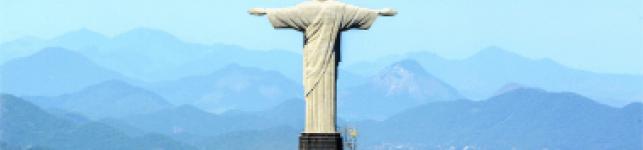 vista panoramica di Rio de Janeiro