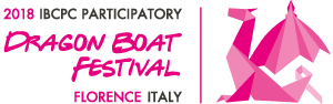 Logo del Dragon Boat Festival 2018
